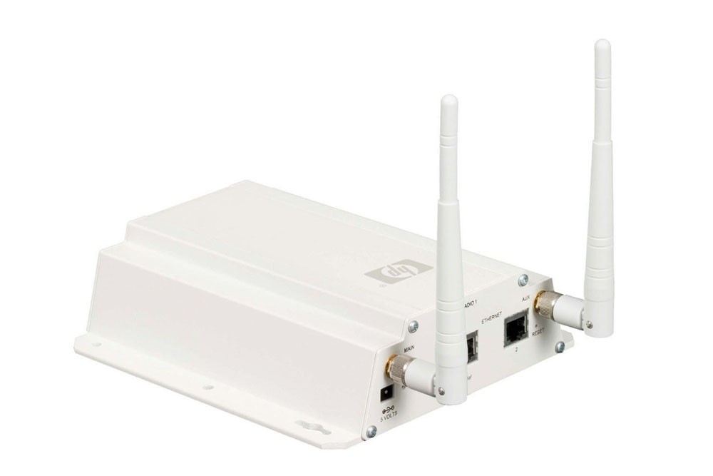 HP E-MSM310 WW Access Point (2x10/100, singl radio a/b/g, PoE)