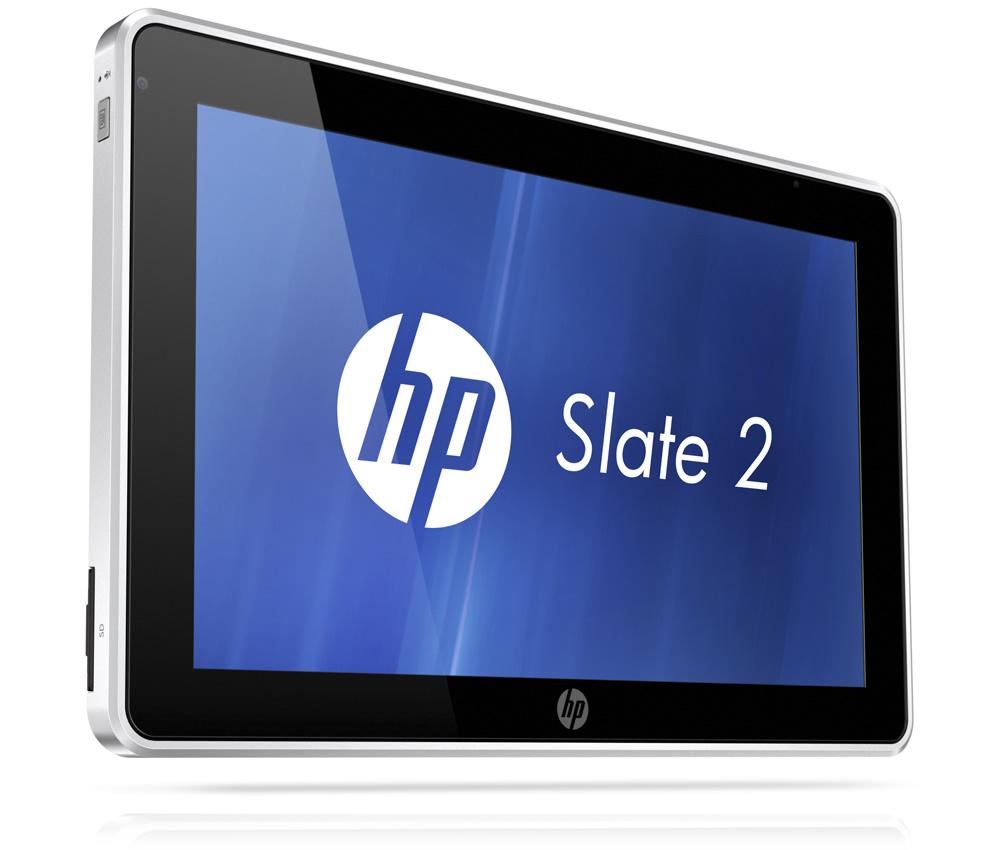 Планшет HP Slate 2 Atom Z670, 8.9 WSVGA AG LED WVA Touch, UMA, 2GB, 32GB mSSD, BT, 2C Battery, Win 7 PRO 32, 1yr Warranty