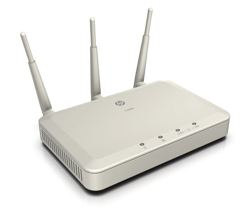 HP V-M200 Single Radio Dual Band 802.11n Access Point (WW)