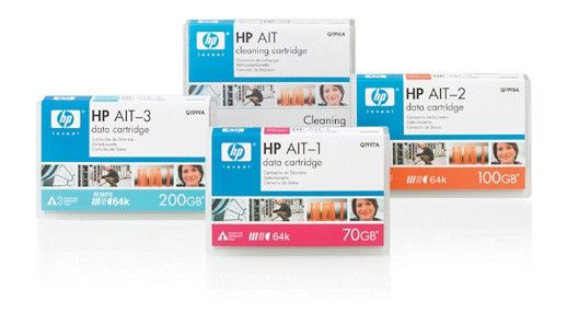HP AIT 3 200Gb Data Cartridge
