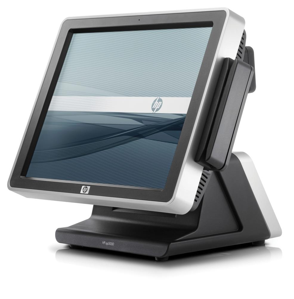 Кассовый терминал HP ap5000 POS Celeron 440 2.0GHz, 2GB DDR2 PC2-6400(sng ch), 250GB SATA 3.0 HDD, IntegGraph, GigEth, DOS