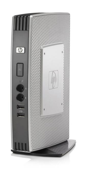 Тонкий клиент HP Compaq t5145 500MHz 128MB flash/512MB ThinPro GT(Linux) keyb/mouse VESA(new, replace RK271AA)