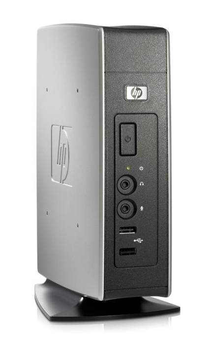 Тонкий клиент HP Compaq t5540 1GHz 128MB flash/512MB WinCE keyb/mouse VESA (new, replase RK270AA, FQ799AA)