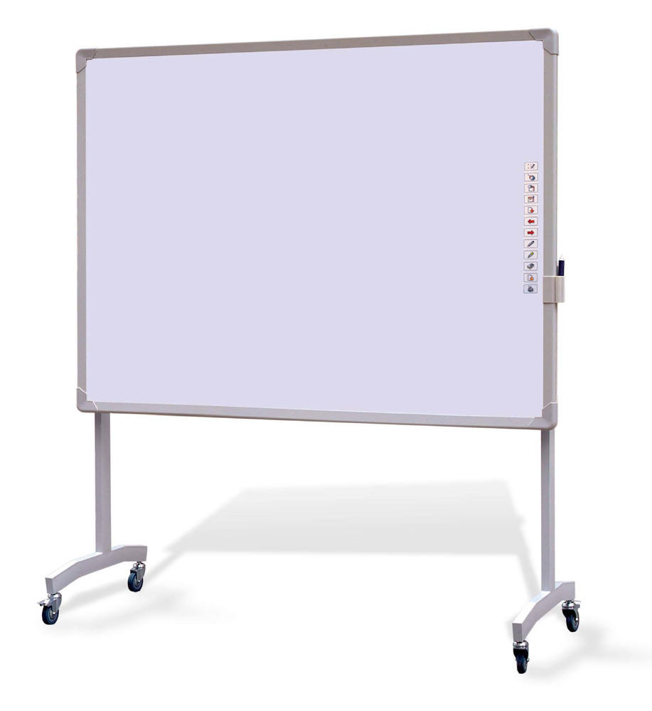 ScreenMedia IPBoard JL- 9000-85 интерактивная доска 78-inch, активная зона 1600*1190мм, разрешение 8192х8192, питание через USB-кабель 2.0 (10 м в комплекте), Win98/NT/ME/2000/XP/VISTA