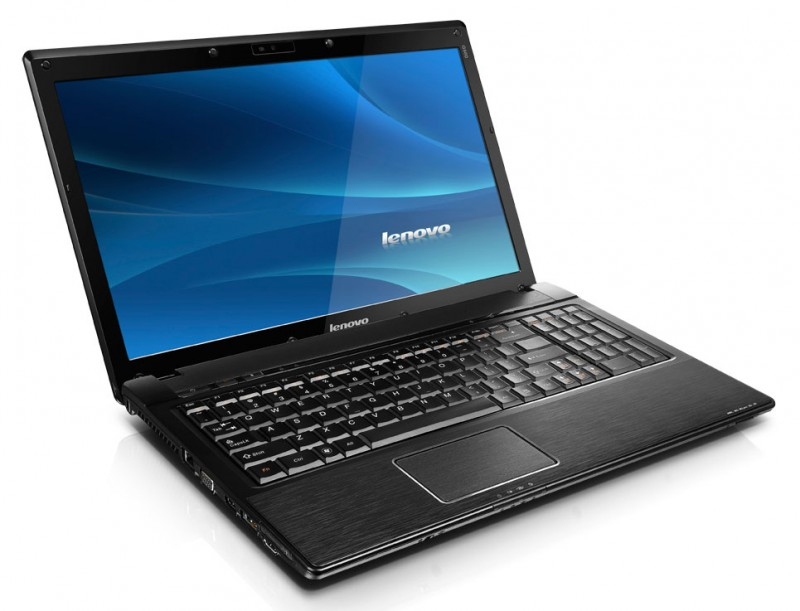 Ноутбук Lenovo IdeaPad G565A 15.6 WXGA LED, AMD P340, 2Gb, 250Gb, DVD-Super Multi, HD 5470 512Mb, cam, Wi-Fi, BT, DOS