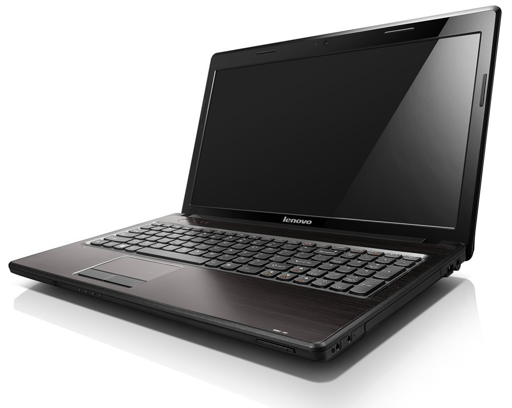 Ноутбук Lenovo IdeaPad G580   15.6 (1366x768), Intel Pentium 2020M(2.4Ghz), 4096Mb, 500Gb, DVDrw, Ext:nVidia GeForce 710M(1024Mb), Cam, BT, WiFi, 48WHr, war 1y, 2.6kg, dark brown, W8