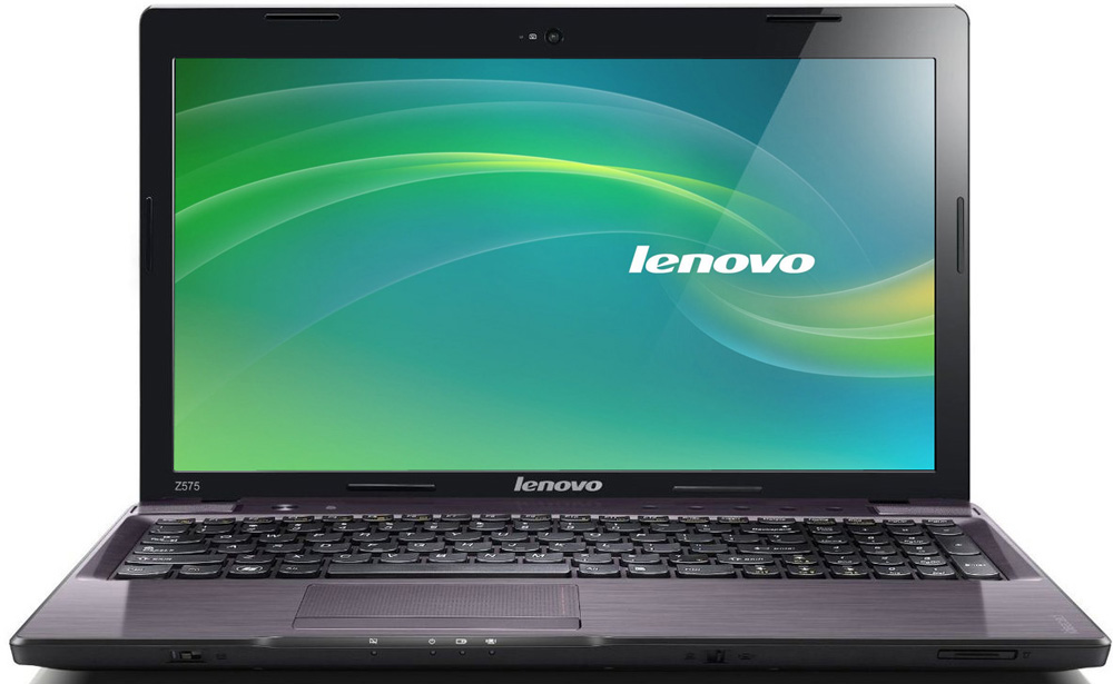 Ноутбук Lenovo IdeaPad Z575g AMD Dual-Core A4-3300M 1.9Ghz, RAM 2Gb DDR3, HDD 500Gb 5400rpm, 15.6-inch WXGA (LED) 1366x768, DVD-RW, NIC, Wi-Fi, CardReader, WebCam 0.3Mpix, Win7 Home Basic 64bit, Black, 2.6kg