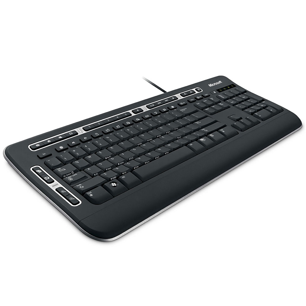 Microsoft Keyboard Digital Media Kbrd 3000, USB