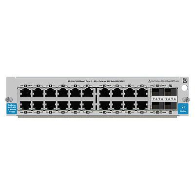 HP 20-port Gig-T / 4-port SFP v2 zl Mod