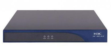 Роутер HP A-MSR20-11 Multi-Service Router (eq.0235A395)