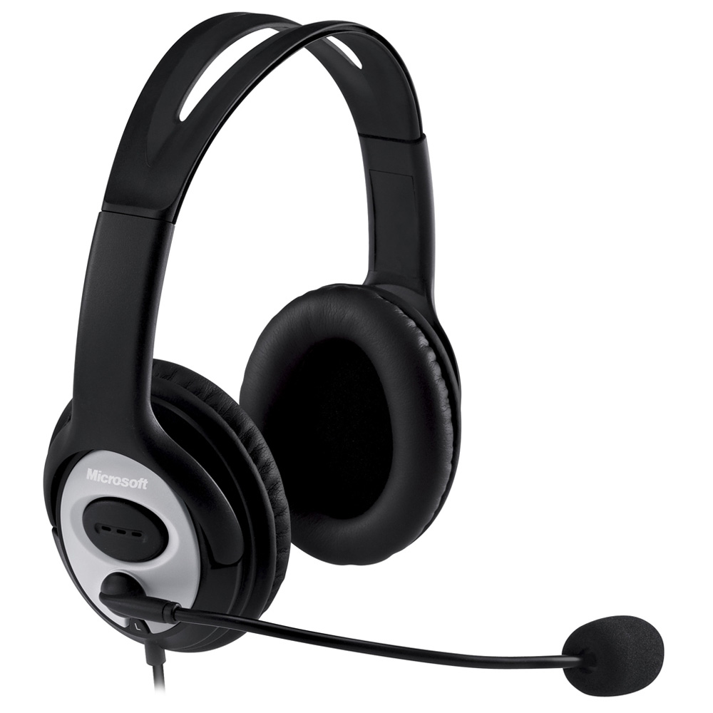 Microsoft Headset w/micr LifeChat LX-3000, Win, USB