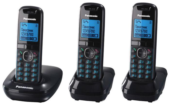 Panasonic KX-TG5513 RUB телефон DECT