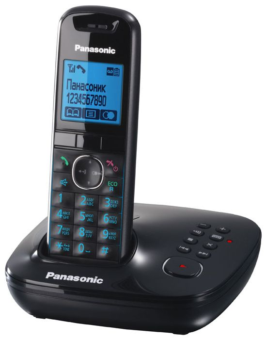 Panasonic KX-TG5521RUB телефон DECT