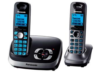 Panasonic KX-TG6522 RU1 телефон DECT