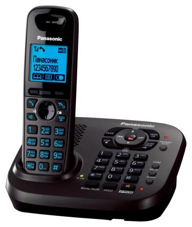 Panasonic KX-TG6561 RUT телефон DECT