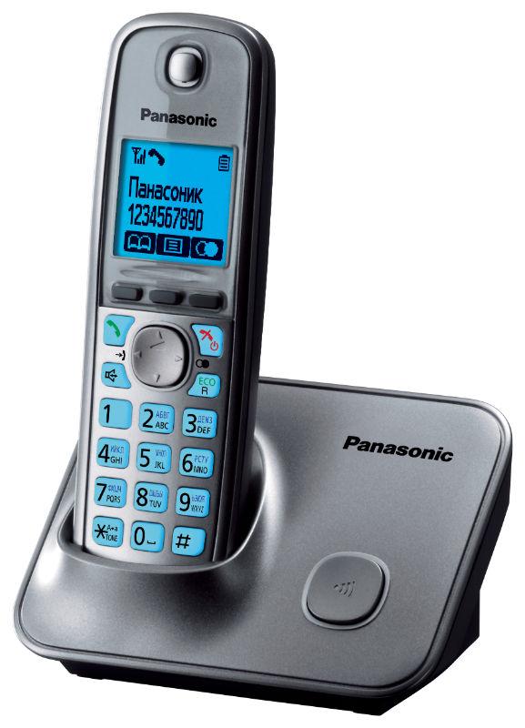 Panasonic KX-TG6611 RUM телефон DECT