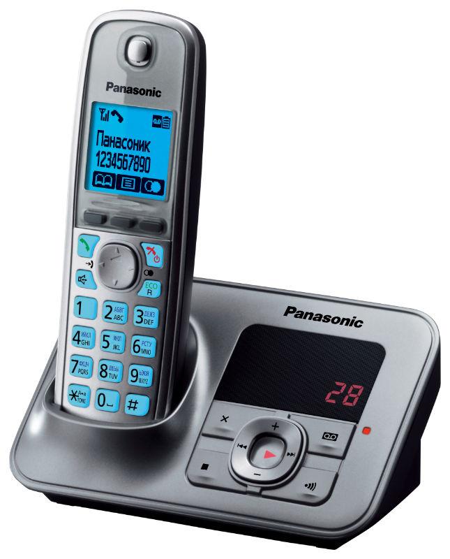 Panasonic KX-TG6621 RUM телефон DECT