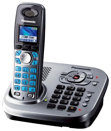 Panasonic KX-TG8041 RUM телефон DECT