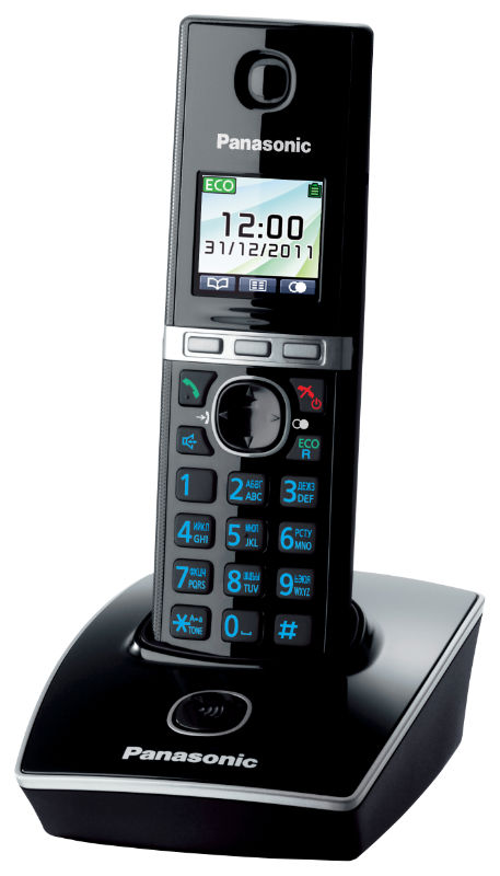 Panasonic KX-TG8051 RUB телефон DECT
