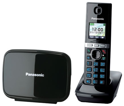 Panasonic KX-TG8081 RUB телефон DECT