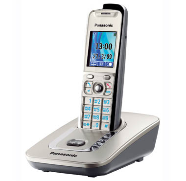 Panasonic KX-TG8411 RUN телефон DECT