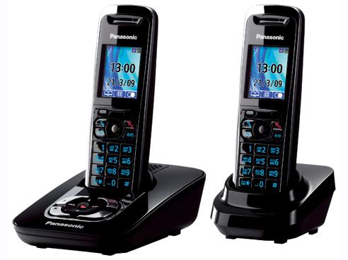 Panasonic KX-TG8422 RUB телефон DECT