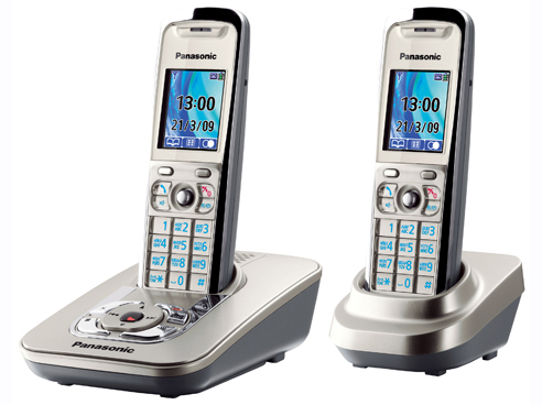 Panasonic KX-TG8422 RUN телефон DECT