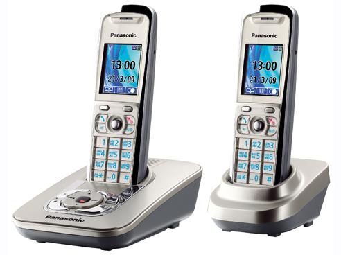 Panasonic KX-TG8422 RUN телефон DECT