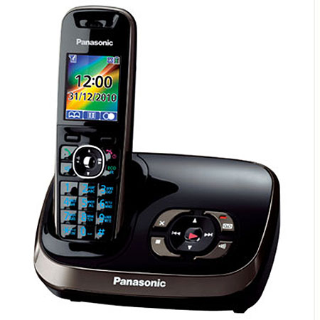 Panasonic KX-TG8521 RUB телефон DECT