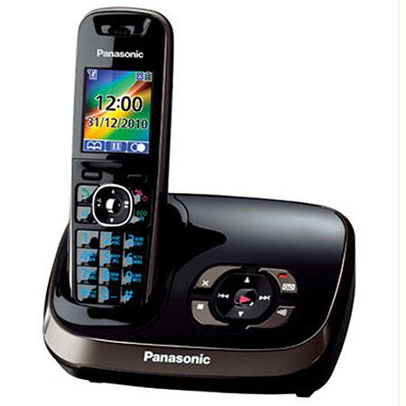 Panasonic KX-TG8521 RUB телефон DECT