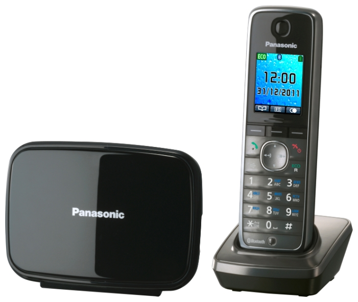Panasonic KX-TG8611RUM телефон DECT