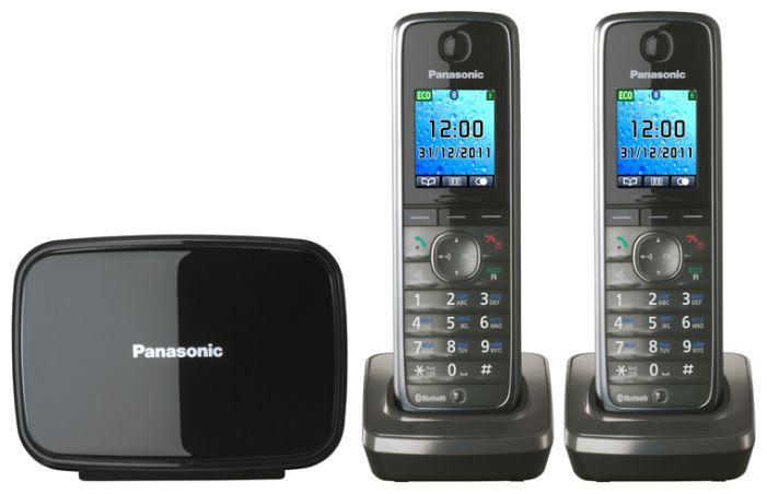 Panasonic KX-TG8612RUM телефон DECT