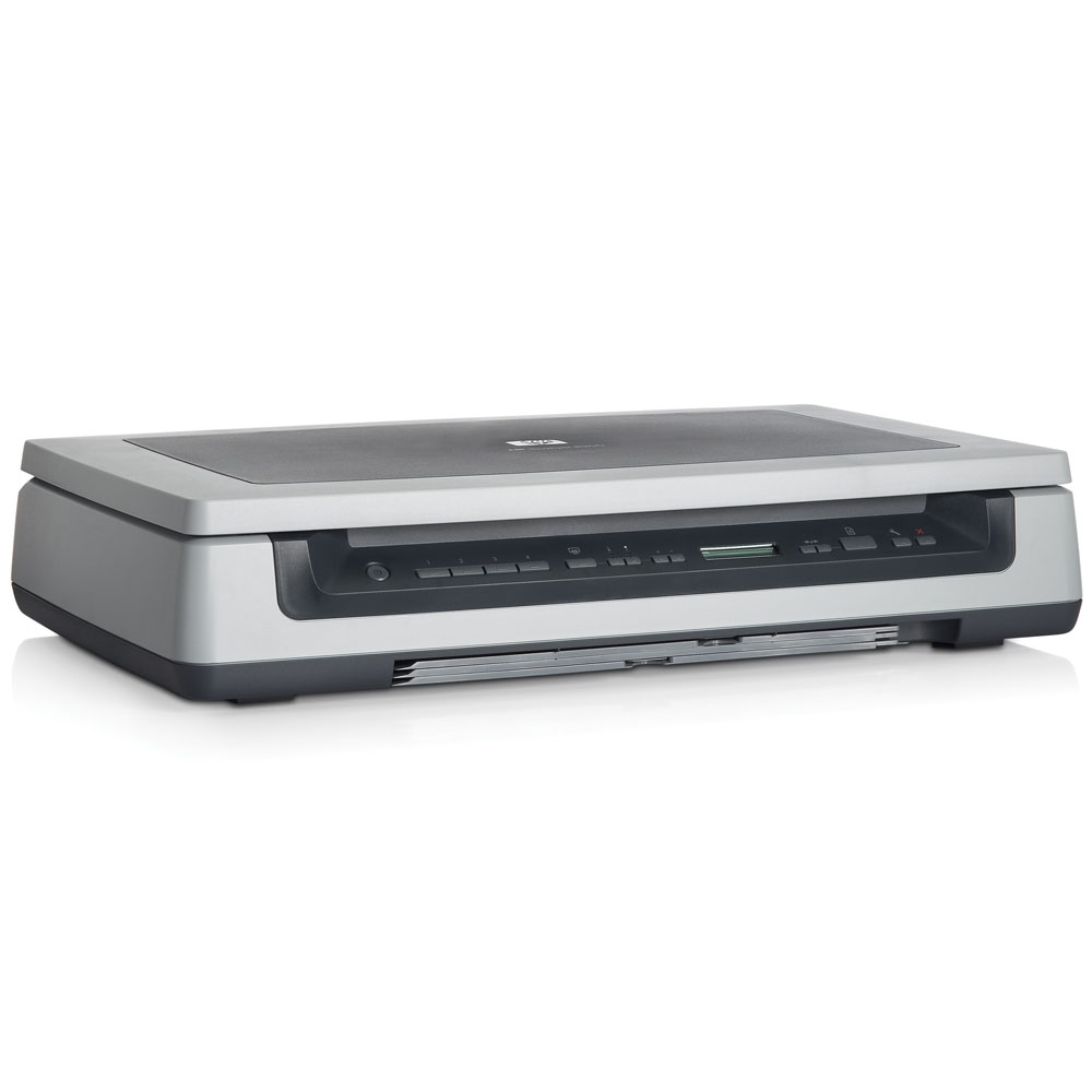 Сканер HP Scanjet 8300 (216x356 mm, 4800x4800dpi, 48bit, USB, TMA, LCD)
