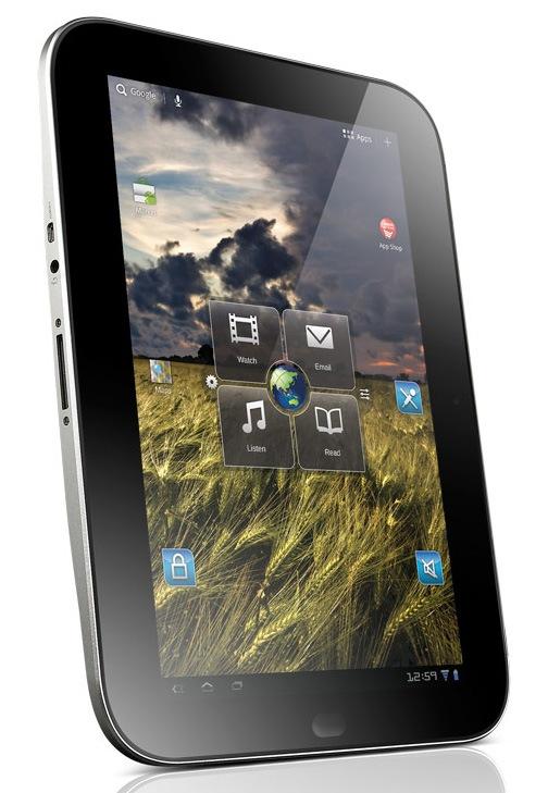 Планшет Lenovo IdeaPad K1-10W32W 10.1-inch (1280x800), Nvidia Tegra 2 T20 (1.3GHz), 1Gb, 32Gb, WiFi, BT, Cam2.0+Cam5.0, Android 3.1, white