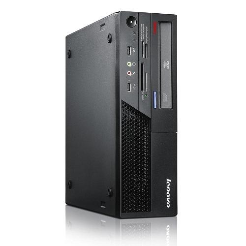 Персональный компьютер Lenovo ThinkCentre M90 Ultra Small Form Factor (1x2) - Business Black; Intel Core i3-550 Processor 3.20GHz 4MB L3 Cache; Intel Q57 core chipset; RAM 2048MB PC3-10600 DDR3 SDRAM; HDD 500GB Serial ATA 7200 RPM; Intel HD Graphics; Gigabit Ethernet; Multiburner drive; USB Preferred Pro Full Size Keyboard; USB Optical Wheel Mouse; Windows 7 Professional