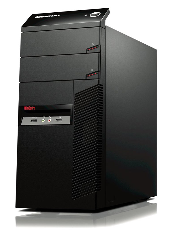 Персональный компьютер Lenovo ThinkCentre M90p Intel Core i3-540 Processor 3.06GHz 4MB L3 Cache; Intel Q57 core chipset; RAM 2048MB PC3-10600 DDR3 SDRAM; HDD 250GB Serial ATA 7200 RPM; Intel HD Graphics; Gigabit Ethernet; Multiburner drive; USB Preferred Pro Full Size Keyboard; USB Optical Wheel Mouse; Windows 7 Professional