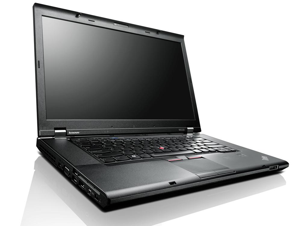 "Ноутбук Lenovo ThinkPad W530 15.6"" Full HD (1920x1080), i7-3740QM, 8GB DDR3, 500GB 7200RPM HDD, DVDRW, nVidia Quadro K2000M, Intel 6300 WiFi, BT, Camera, FPR, 9 Cell Battery, Win 7 Pro Russian"