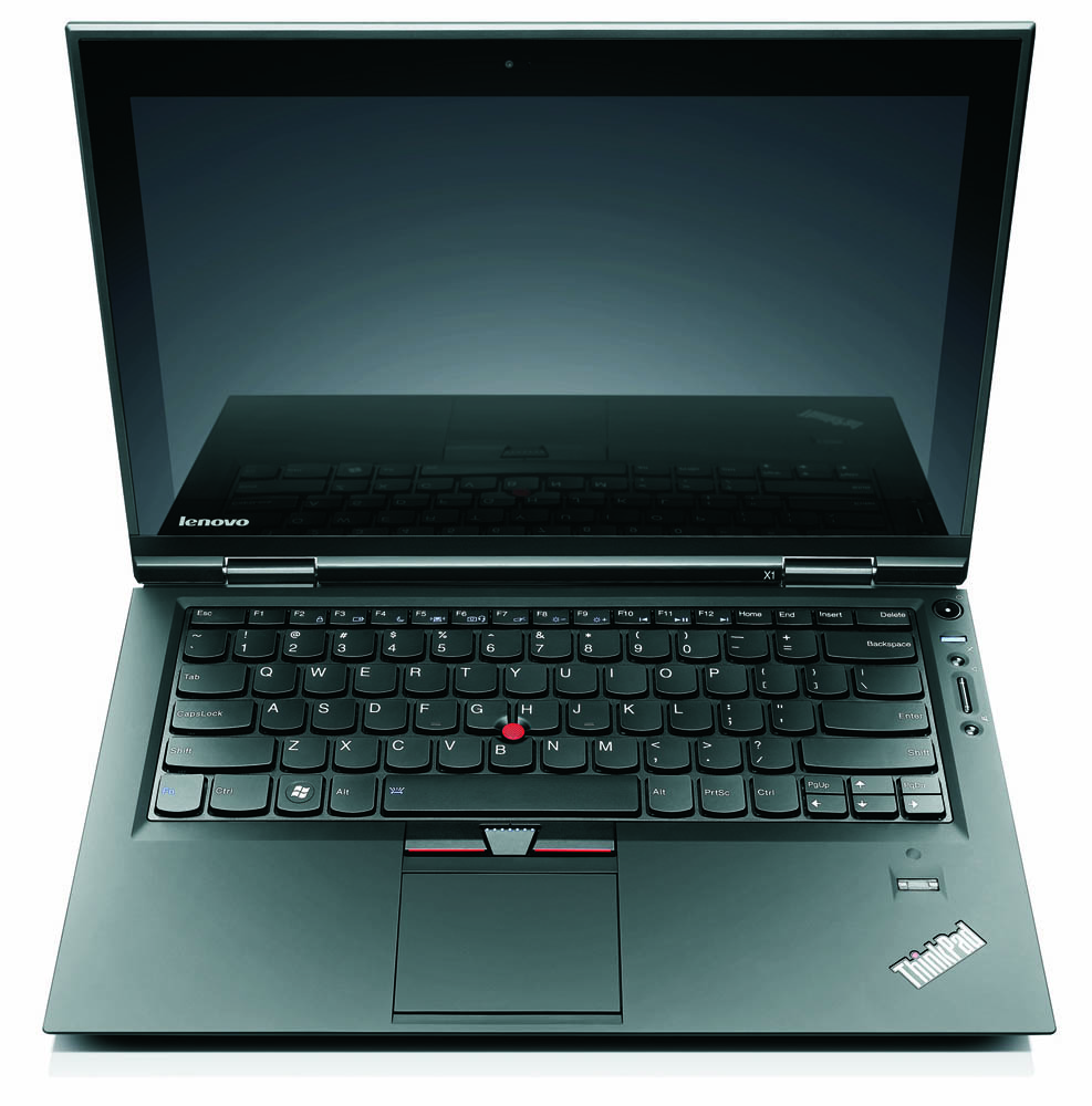 "Ноутбук Lenovo ThinkPad X1 13.3"" HD (1366x768), i7-2620M, 4GB(1) DDR3, 320GB / 7200 + 80GB mSATA, GMA, No ODD, LANGiga, WiFi, BT, FPR, 6 cell,Camera, 4-in-1, Win7 Pro64, 1.64Kg, 3y.warr"