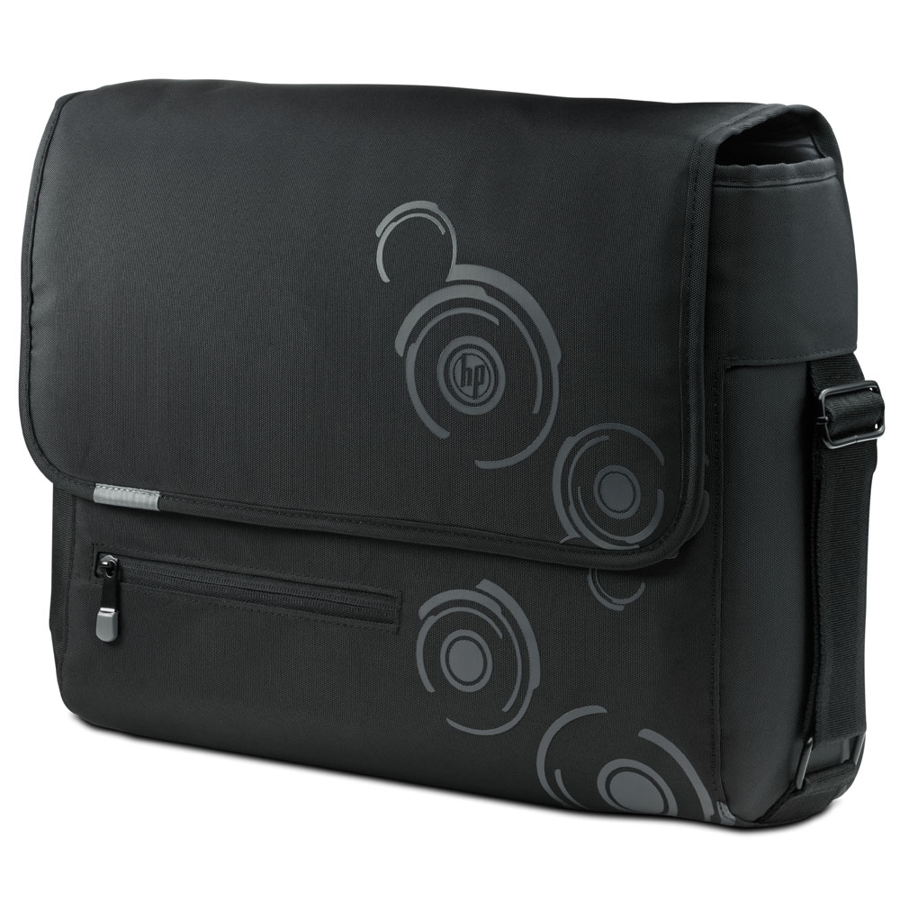 Case Urban Courier Black (for all hpcpq 10-15.6  Notebooks) cons