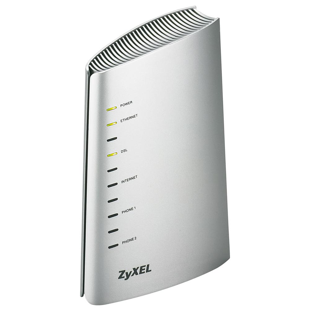 ZyXEL Адаптер IP-телефонии (4 FXS)