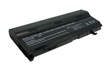 TOSHIBA Battery - Li-Ion, 6 Cell, 4800mAh for Satellite Pro U400/Satellite U400 Series Notebook