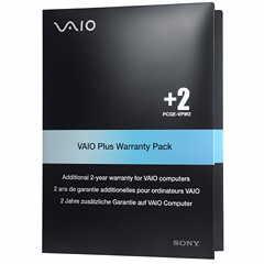 Пакет расширения гарантии на VAIO на 2 года (для всех ноутбуков)