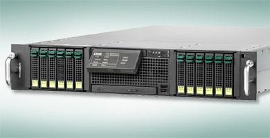 Сервер Fujitsu PRIMERGY RX300S4 E5405 (Rack2U XeonQC 2.0GHz(2x6M), 2x1Gb, SAS RAID 0, 1, 10, 5, 50, 6, 60 256M, no 3,5'HDD(6), DVDRWnoFDD, iRMC2, 2xGigEth)