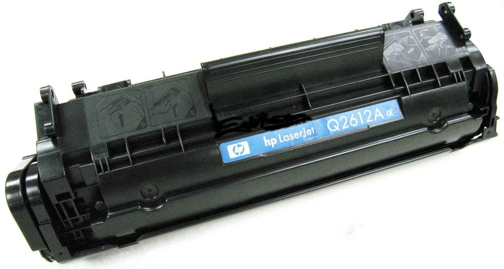 Картридж для принтера HP Black Print Cartridge for HP LaserJet 1020, 1022
