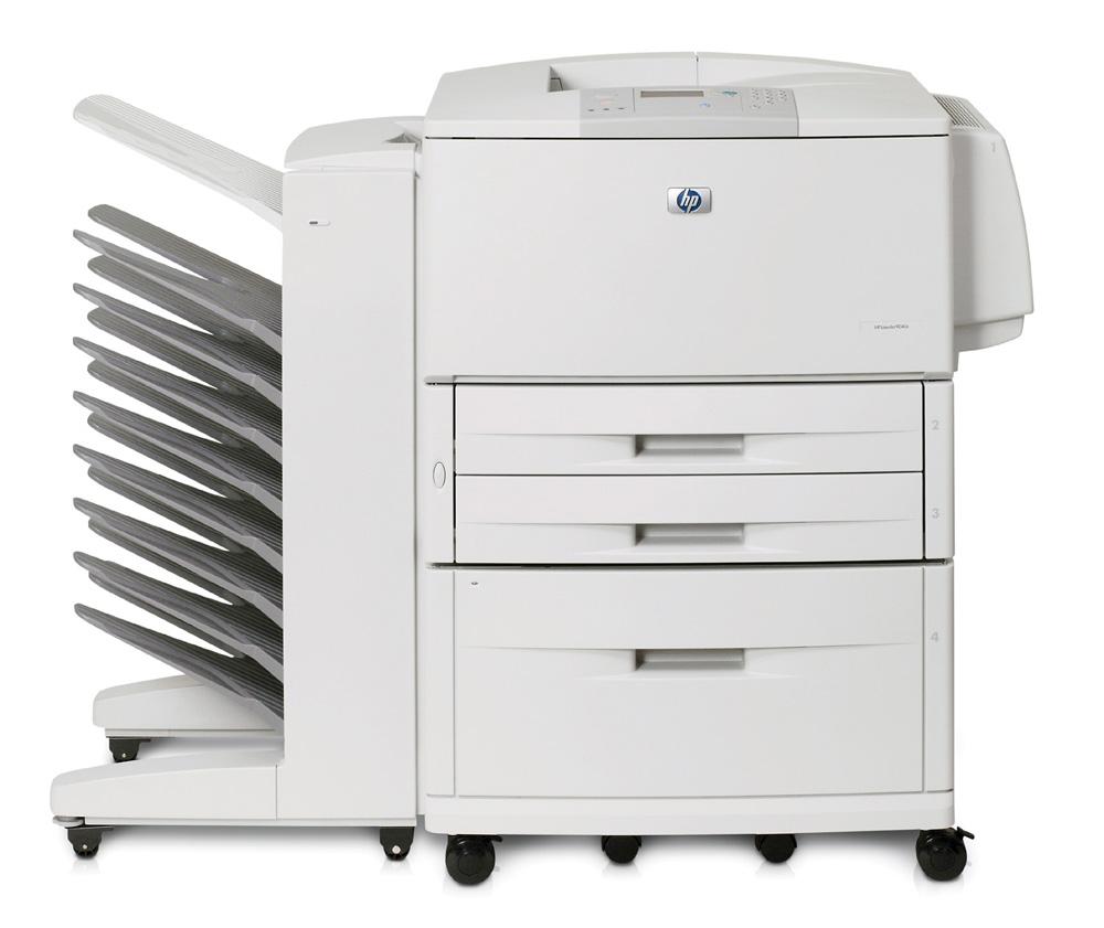 Черно-белый лазерный принтер HP LaserJet 9040 (A3, 40p/min A4, 26p/min A3, 300000p/month)