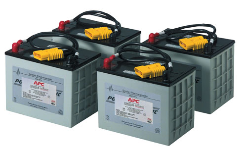 Батарея APC Battery replacement kit for SMARTCELL-XRW, UXBP48M