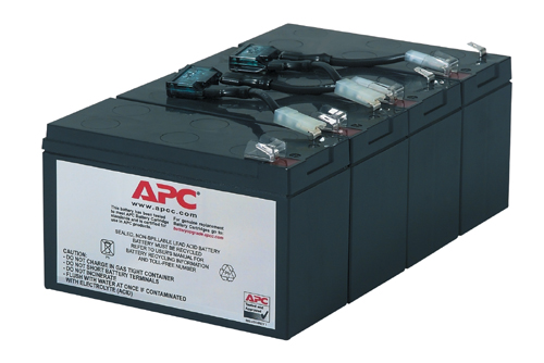 Батарея APC Battery replacement kit for SU1400Rminet