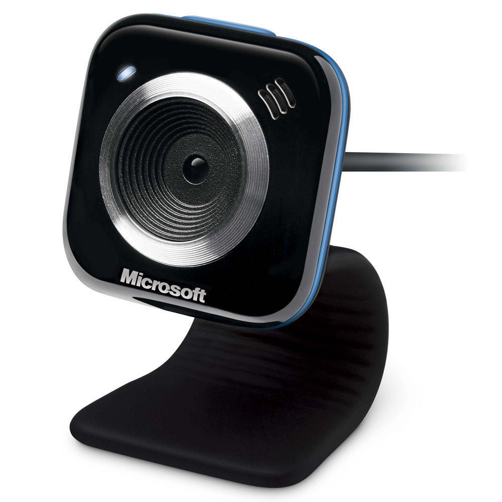 Microsoft MP LifeCam VX-5000, USB, Blue