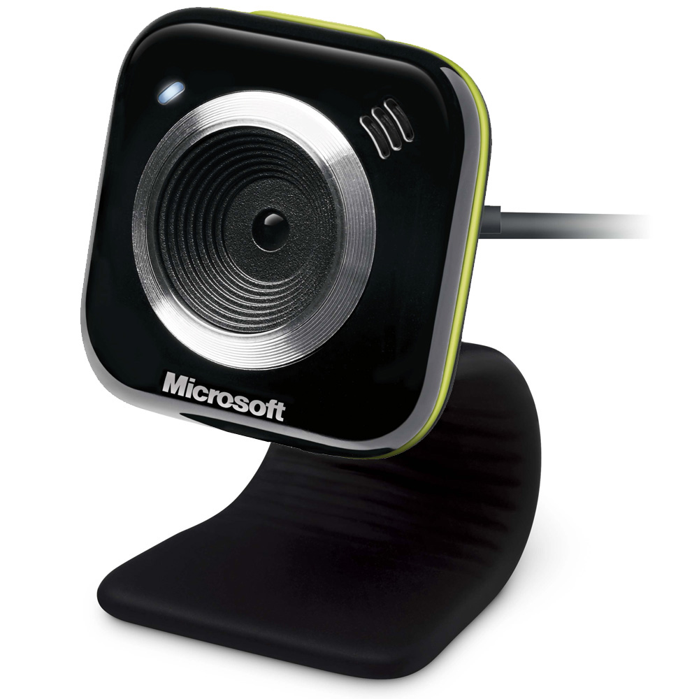 Microsoft MP LifeCam VX-5000, USB, Green