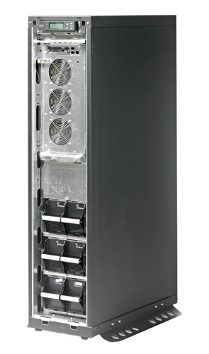 Источник бесперебойного питания APC Smart-UPS VT 10kVA   400V w/2 Batt. Modules, Start-Up 5X8, internal maintenance bypass